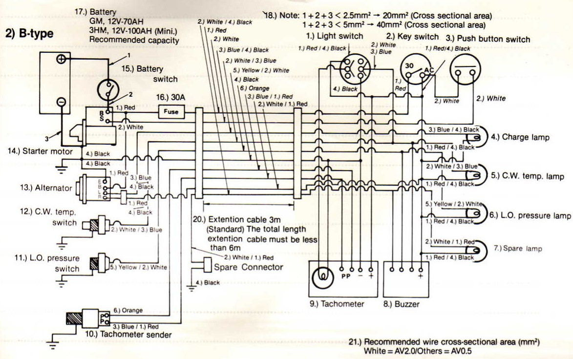 Stock Alternator With External Regulator Cruising Anarchy Volvo Motorola Wiring Diagram Post 12147 1230661964 Thumb