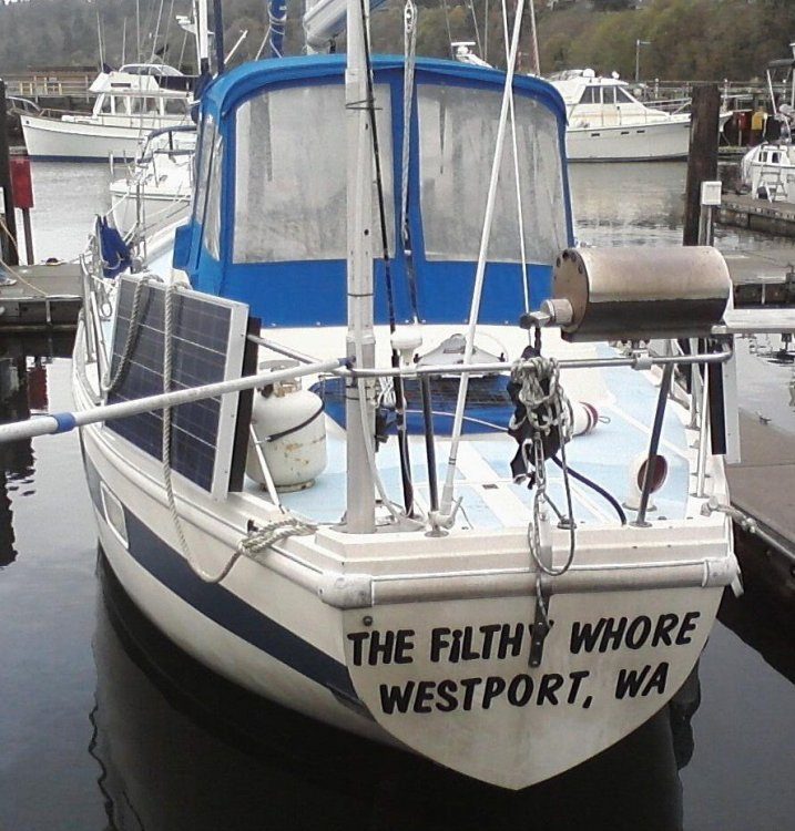 """Knot"""" a cool pun: worst boat names ever - Sailing Anarchy - Sailing Anarchy  Forums"""