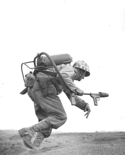a-flamethrower-operator-of-co-e-2nd-bn-9th-marines-runs-under-fire-on-iwo-jima-february-1945-official-us-marine-corps-photograph-111006.jpg